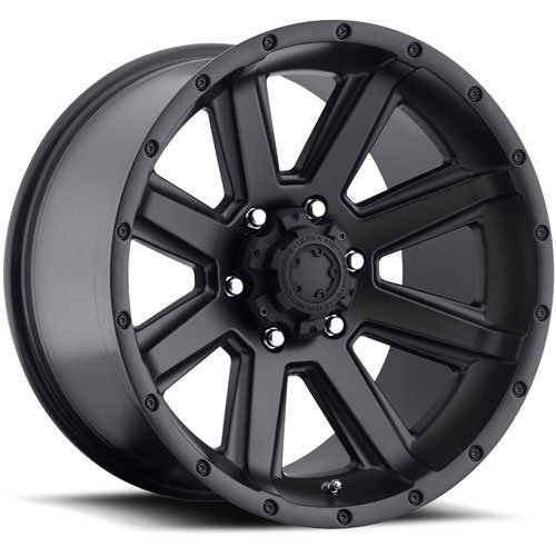 Used, Ultra Crusher 15 Satin Black Wheel / Rim 5x4.5 with for sale  Delivered anywhere in Canada