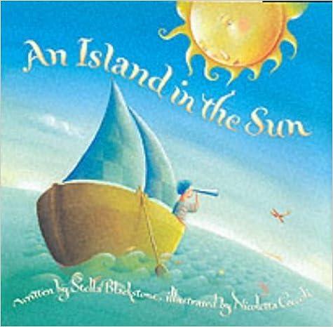 An Island in the Sun by Stella Blackstone (2003-03-06)
