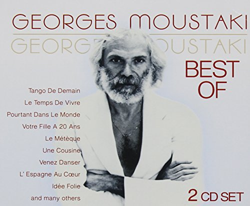 Georges Moustaki - Best Of Georges Moustaki - Zortam Music