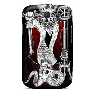 Samsung Galaxy S3 HzR15581NUZY Provide Private Custom Beautiful Breaking Benjamin Pattern Best Hard Phone Cases -ChristopherWalsh