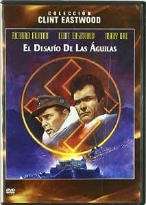 El Desafio De Las Aguilas [DVD]