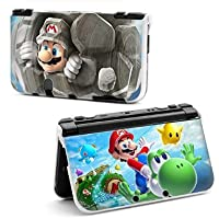 MARIO BROS HARD Plastic CASE COVER For THE