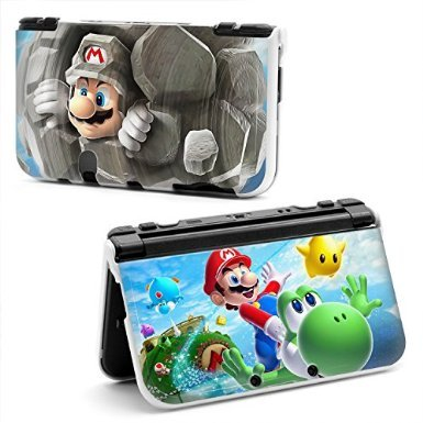 MARIO BROS HARD Plastic CASE COVER For THE NEW Nintendo 3DS ...