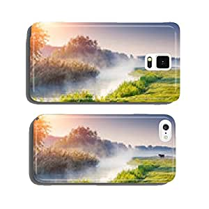 foggy river cell phone cover case iPhone6 Plus