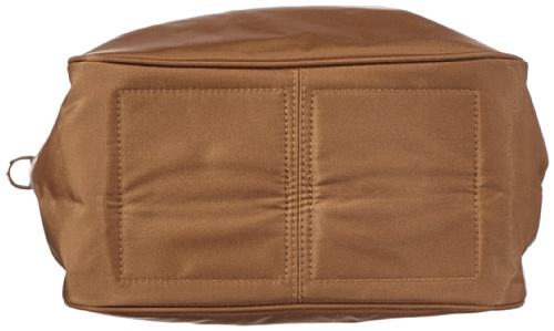 Bogner Leather Kelis - Borsa a tracolla, taglia Beige (Beige (Teak 005))