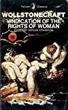 A Vindication of the Rights of Woman, Mary Wollstonecraft, 014040029X