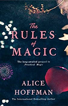 The Rules of Magic by Alice Hoffman science fiction and fantasy book and audiobook reviews