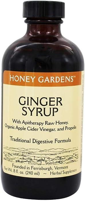 Top 10 Honey Garden Ginger Syrup