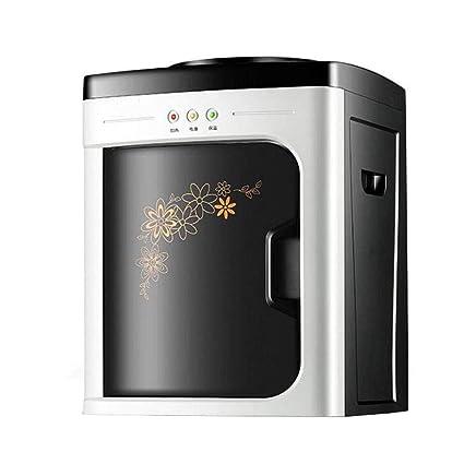 HYYBZ Frío/Caliente Eléctrico Dispensador De Agua, Ahorro De Energía Agua Caliente Hirviendo Congelador