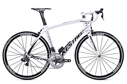 2013 Kestrel RT-1000 SL Shimano Ultegra Di2 3035325150 White 50CM Road Bike Kestrel
