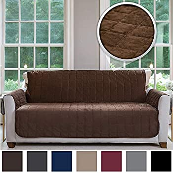 Amazon.com: DONEBUYUS Premium Pet Couch Cover Water ...