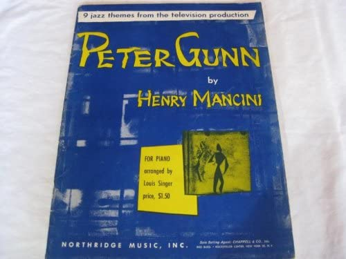 Peter Gunn: Henry Mancini: Amazon com: Books