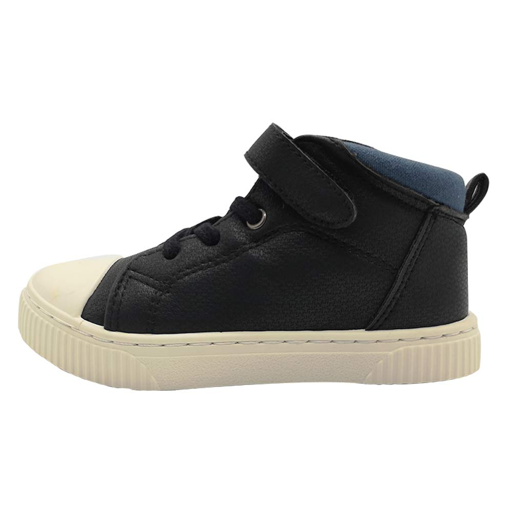 TogTu Kids High Top Sneaker Boot Ankle Boot Boys Casual Shoes Toddler//Little Kid//Big Kid