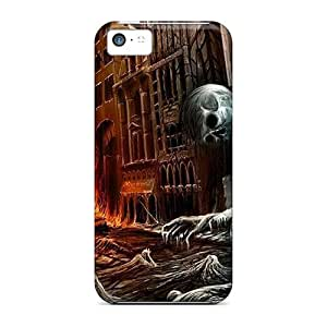 Iphone 5c Cases Covers With Shock Absorbent Protective JFK16045LcKA Cases