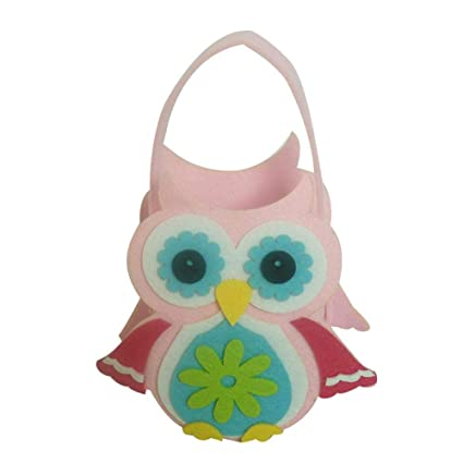 Amazon.com: Cherry-Lee Easter Owl Candy Bags 1Pcs Lovely ...