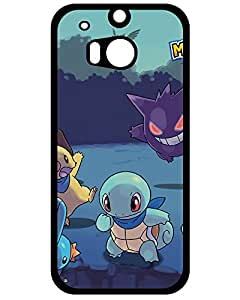 Robert Taylor Swift's Shop Cheap 1694920ZA484069915M8 2015 Protective Tpu Case With Fashion Design For Htc One M8 (Pokemon)