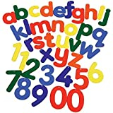 Constructive Playthings CHG-422 Light Table Letters & Numbers 38 pc. Set Featuring Lower Case Letters