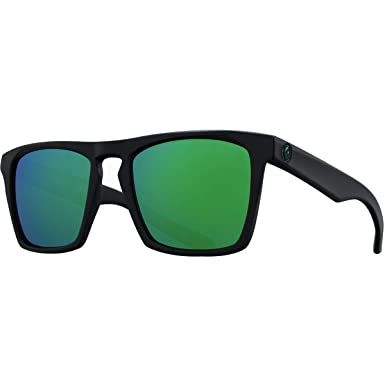 Dragon Negro mate H2O verdes ionizadas DRAC gafas de sol ...