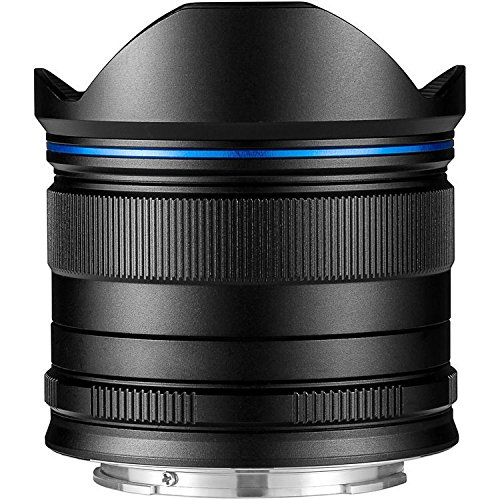 laowa ve7520mftstblk–7.5mm Lens for Micro 4/3Cameras (16.9MP, HD 720p) Black by LAOWA (Image #1)