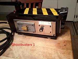 With Servos to Open Door Ghostbusters Ghost Trap Handmade Prop Replica. Movie Version 1 or 2 Only 1 Left Available Until Spring. With Servos