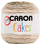 Caron Cakes Self-Striping Yarn ~ BUTTERCREAM ~ 7.1 oz. Cake by the Each