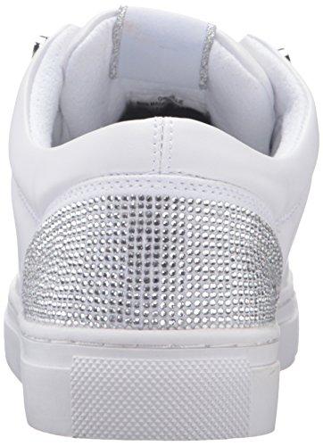 Devinez Womens Jollie Fashion Sneaker Blanc