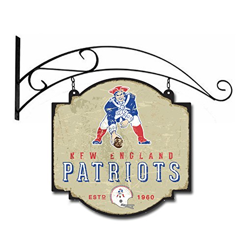 New England Patriots Neon Sign - NFL New England Patriots Tavern Sign