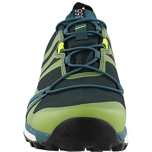 Adidas Udendørs Herre Terrex Agravic Gtx Sko Mysterium Grøn, Semi Sol Gul, Sort