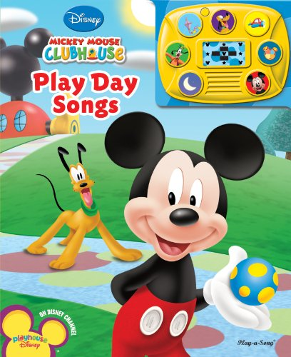 Disney Princess Club (Mickey Mouse Clubhouse: Play Day Songs)