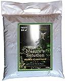 Nature's Solution NTWC5 Organic Worm Castings Fertilizer Bag, 5 lb
