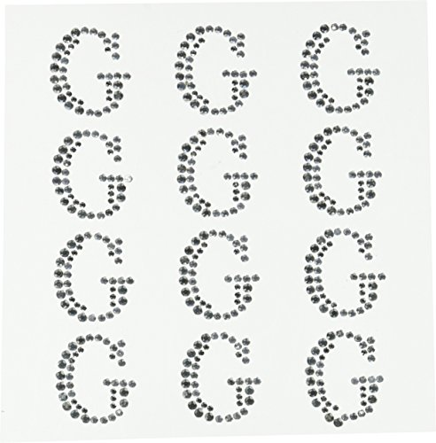 Fairy Jeweled Box (Kate Aspen Jeweled Monogram Letters (Set of 24), Letter G, Silver)