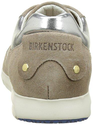Birkenstock Cincinnati Ladies, Bajos para Mujer Beige (Taupe)