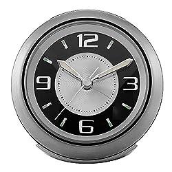 Bulova Lite Night Bedside Alarm Clock