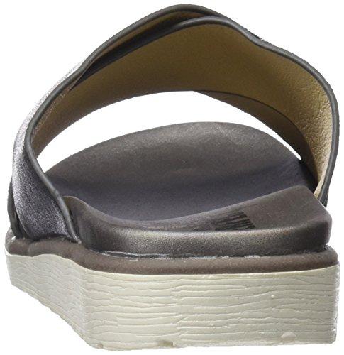 Ouvert Sandales Femme Plomo Gris Bout 47941 Xti 0twxZB5