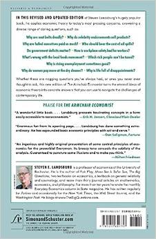 The Armchair Economist: Economics and Everyday Life ...