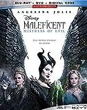 DVD : MALEFICENT: MISTRESS OF EVIL [Blu-ray]