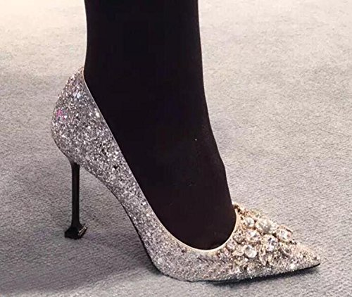 Xue Zapatos de de Tac Qiqi Corte 55B0qrw