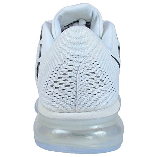 Max Air Black Scarpe Donna da Wmns 2016 white NIKE Bianco Ginnastica Summit White 6wq5EZA