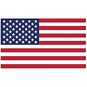 amazon com american flag vinyl decals indoor home car or truck rh amazon com american flag graphics for facebook american flag graphic design
