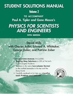 Physics for scientists and engineers standard version paul a physics for scientists and engineers student solutions manual volume 2 v 2 fandeluxe Choice Image