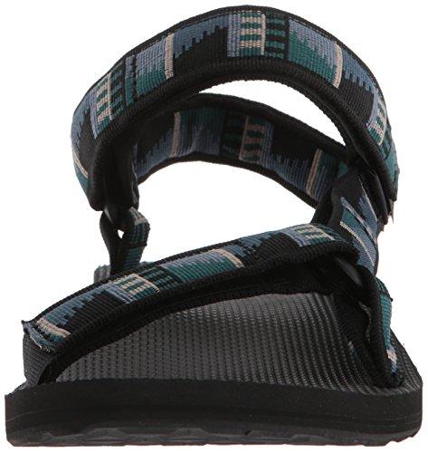 Teva Sandal Original Universal Peaks Black Men's 7p7g4RZT