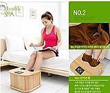 Goodfriend INNO-F4 Far-infrared foot sauna Dry foot bath machine 220V Health Spa & therapy