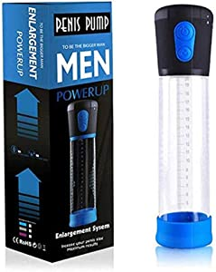 Automatic Male Pênīs Vacuum Pump Can Be firmer & Larger Erections Deep Muscle Exercise Vacuum Pump for Men