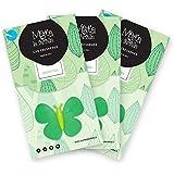MARTA LA FARFALLA GREEN TEA CONFEZIONE 3PZ - Profumatore / Deodorante per auto e ambienti.