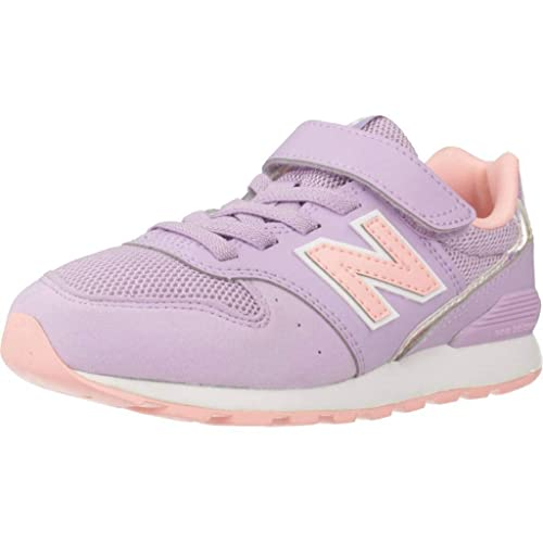 Zapatillas para niña, Color Morado, Marca NEW BALANCE, Modelo Zapatillas para Niña NEW BALANCE YV996 M1 Morado: Amazon.es: Zapatos y complementos