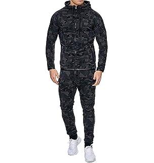 Men Outdoor Trouses Pants Hoodies Suit Sets Jacket Coat Tracksuits Camouflage