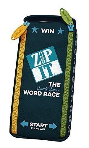 Zip – It: Crossword Race Travel Game By Bananagrams (Game Zip Board It)