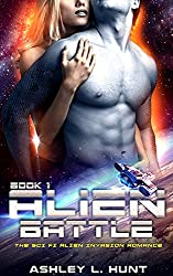 Alien Romance: Alien Battle:  The Sci-Fi Alien Invasion Romance (Book 1)