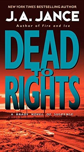 Dead to Rights (Joanna Brady Mysteries)