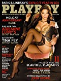 Playboy 2008 Lot January - December (Complete Year)